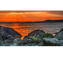 A Sailor's Delight  Photographic Print
