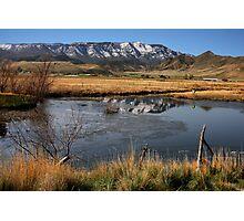 Rustic Utah Photographic Print