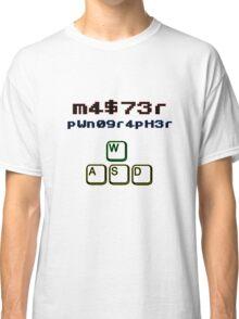 Pwnographer PC Classic T-Shirt