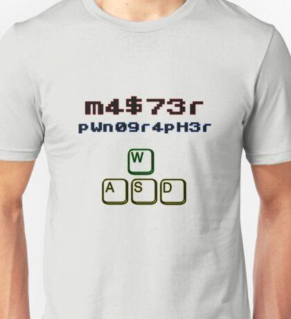 Pwnographer PC Unisex T-Shirt