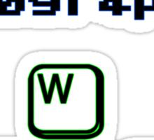 Pwnographer PC Sticker