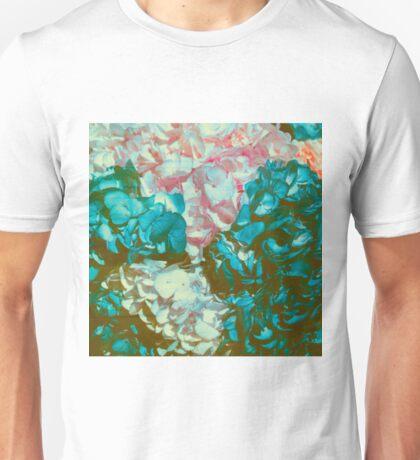 Neil Krug's Hydrangeas Lana Del Rey Ultraviolence Unisex T-Shirt