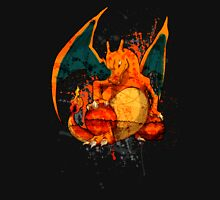 Pokemon - Charizard Splatter T-Shirt