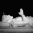 Tomb of Luis Vaz de Camoes in Jeronimos Monastery Nr. 2 by Silvia Neto
