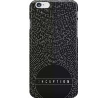 Inception Movie Poster iPhone Case/Skin