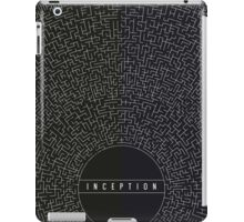 Inception Movie Poster iPad Case/Skin