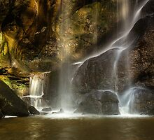 Routin Linn - Northumberland by David Lewins