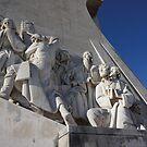 Monument to the Discoveries   Padrão dos Descobrimentos Nr. 3 by Silvia Neto