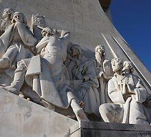Monument to the Discoveries | Padrão dos Descobrimentos Nr. 3 by Silvia Neto