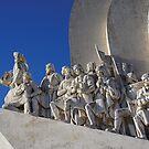 Monument to the Discoveries   Padrão dos Descobrimentos Nr. 2 by Silvia Neto