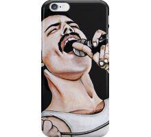 - Freddie Mercury - iPhone Case/Skin