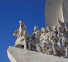Monument to the Discoveries | Padrão dos Descobrimentos Nr. 2 by silvianeto