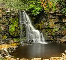 East Stonesdale Beck  by eddiej