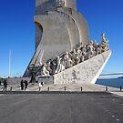 Monument to the Discoveries   Padrão dos Descobrimentos Nr. 1 by Silvia Neto