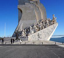 Monument to the Discoveries | Padrão dos Descobrimentos Nr. 1 by silvianeto