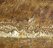 Sea Foam by Kathie Nichols