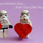 Mother's Little Troopers by AdTheBad