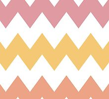 Cozy zigzag pattern  by HelgaScand