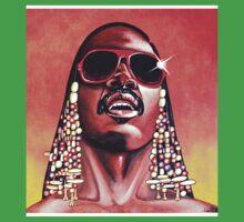 - Stevie Wonder - Baby Tee