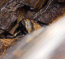 Seams Of Gold & Silver by Kevin Skinner