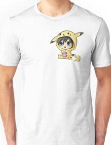 Chibi Pikachu Unisex T-Shirt