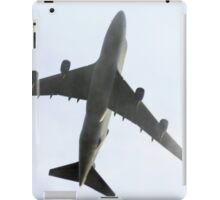 Ted New Jet In The Fog  iPad Case/Skin