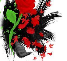 Rosing Away by nty6x