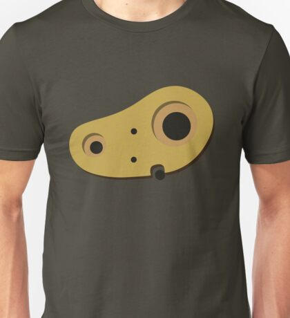 Castle robot Unisex T-Shirt
