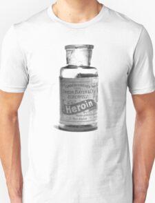 Bayer Heroin Bottle Unisex T-Shirt