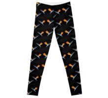 Bird Of Paradise Leggings