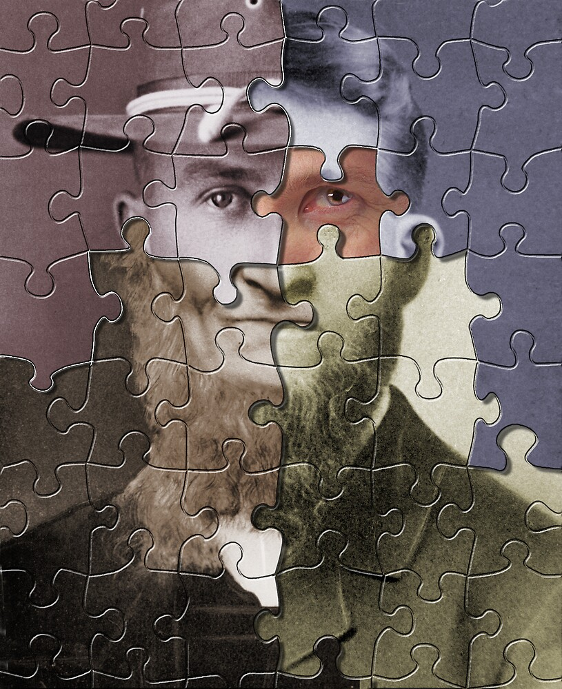Putting the pieces together by Chuck Uebele
