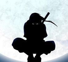 Itachi Uchiwa by yass-92