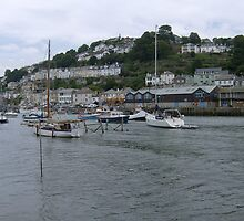 Looe Harbour by Kirsty Harper