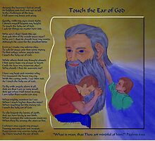 Touch the Ear of God by Linda Crosswhite