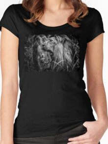 You will be queen Women's Fitted Scoop T-Shirt