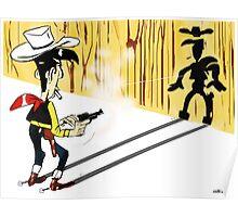 Lucky Luke - TAKE 2 Poster