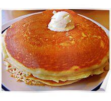 Pancakes Poster