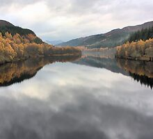 Sky Mirror by Rob Outram