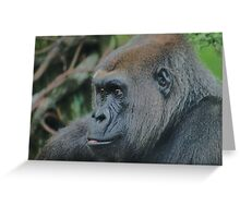 Intelligent face Greeting Card