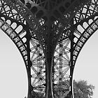 Eiffel Symmetry by Diado