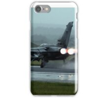 Tornado all weather aircraft iPhone Case/Skin