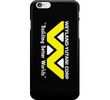 Weyland-Yutani Corp iPhone Case/Skin