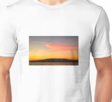 Lake Constance - Sunset Unisex T-Shirt
