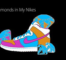 Diamonds in My Nikes by wittgraham