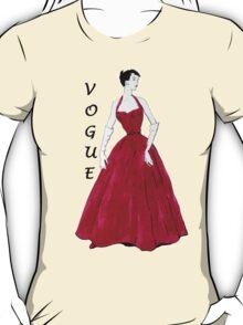 Vogue Special Design T-Shirt