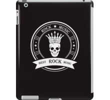 Style of Rock Music iPad Case/Skin