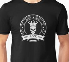 Style of Rock Music Unisex T-Shirt