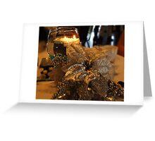 Christmas Wedding Memories Greeting Card