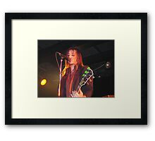 Slaves To Gravity Tommy Framed Print