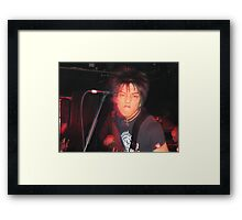 Slaves To Gravity Toshi Framed Print
